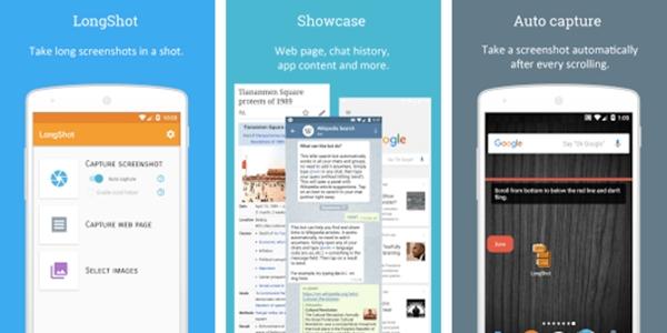 Cara Screenshot Panjang di Xiaomi