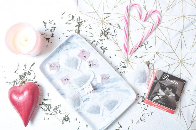 DIY Valentine's Tea
