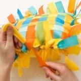 Ribbon Pillow - Step 6