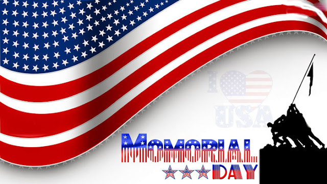 Glorious Memorial Day SMS Wishes & Images 2017