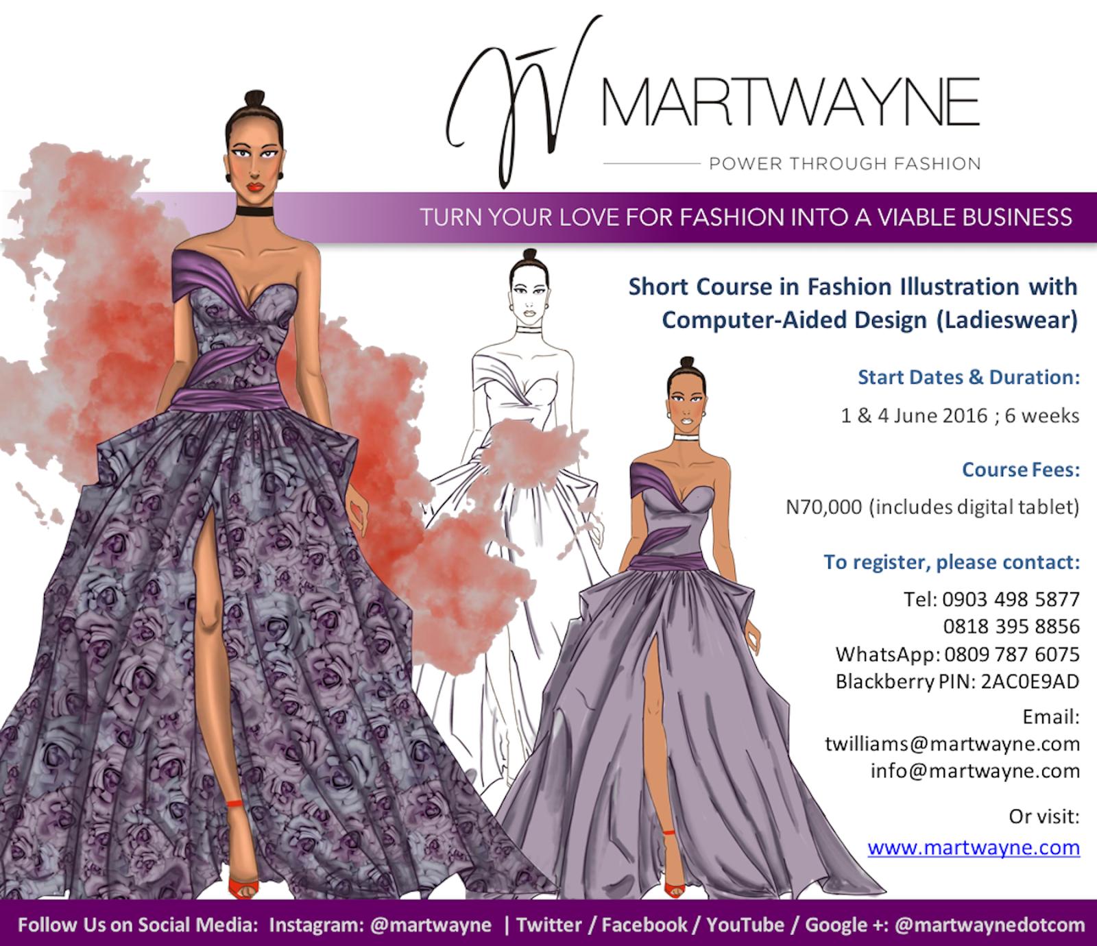 Martwayne | Power Through Fashion