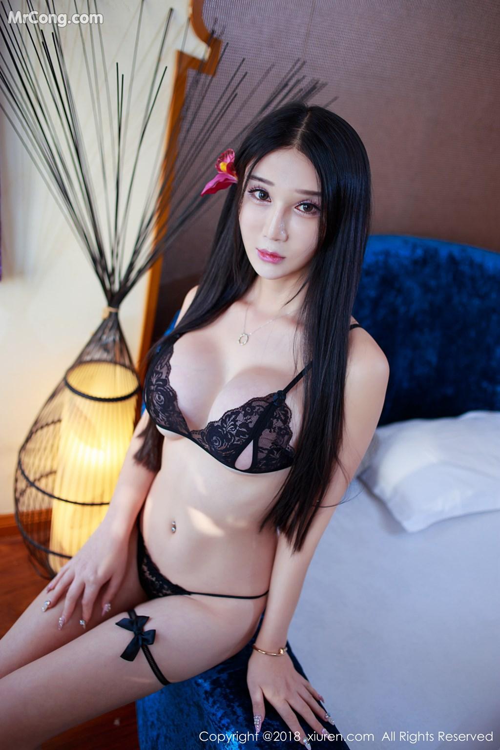 Image XIUREN-No.905-Li-Mi-Er-MrCong.com-037 in post XIUREN No.905: Người mẫu Li Mi Er (李宓儿) (66 ảnh)