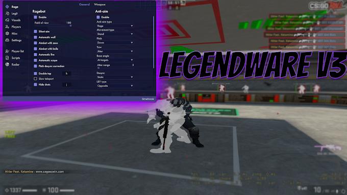 Legendware V3 DLL+CFG