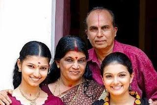 Saranya Mohan Family Husband Parents children's Marriage Photos
