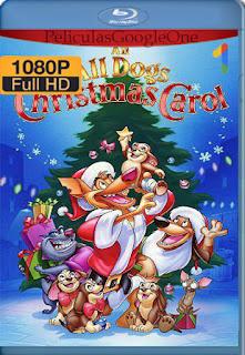 Todos Los Perros Van Al Cielo: Un Cuento De Navidad [1998] [1080p BRrip] [Latino-Ingles] [HazroaH]