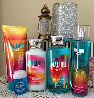 Bath and Body Works | May 13, 2016 Purchases
