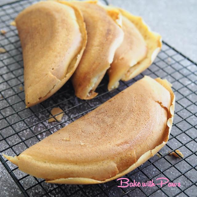 Chinese Peanut Pancake (Ban Chang Kuih) - Sourdough Discard