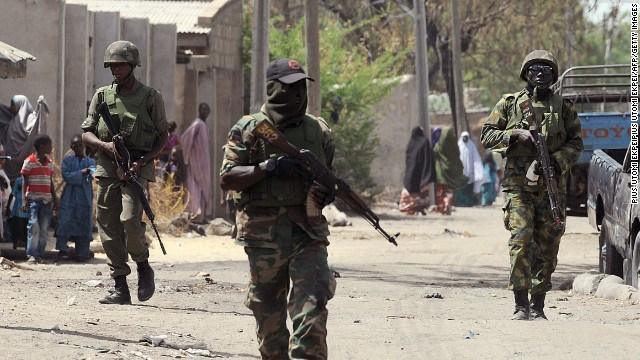 NEWSBoko Haram attack invade IDP camp in Borno, kill 4 people