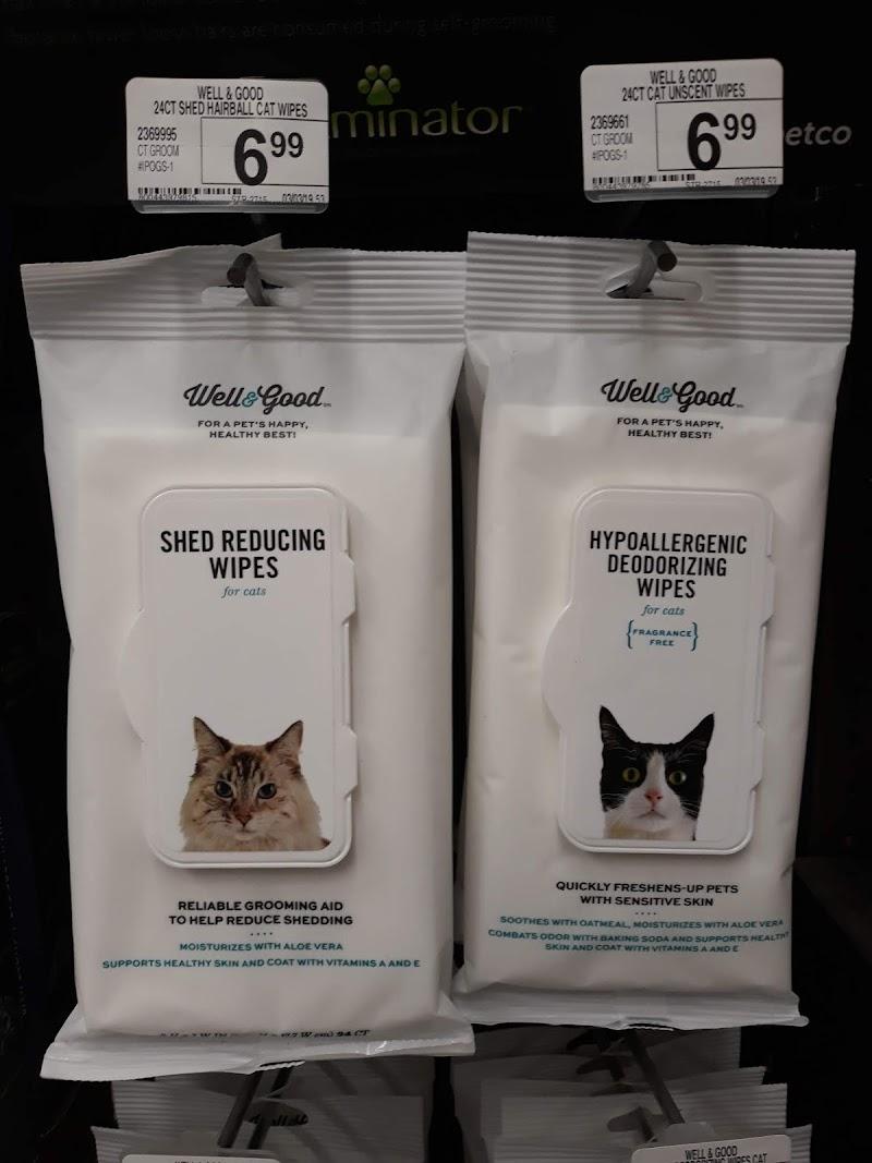 Produtos para Gatos nos EUA