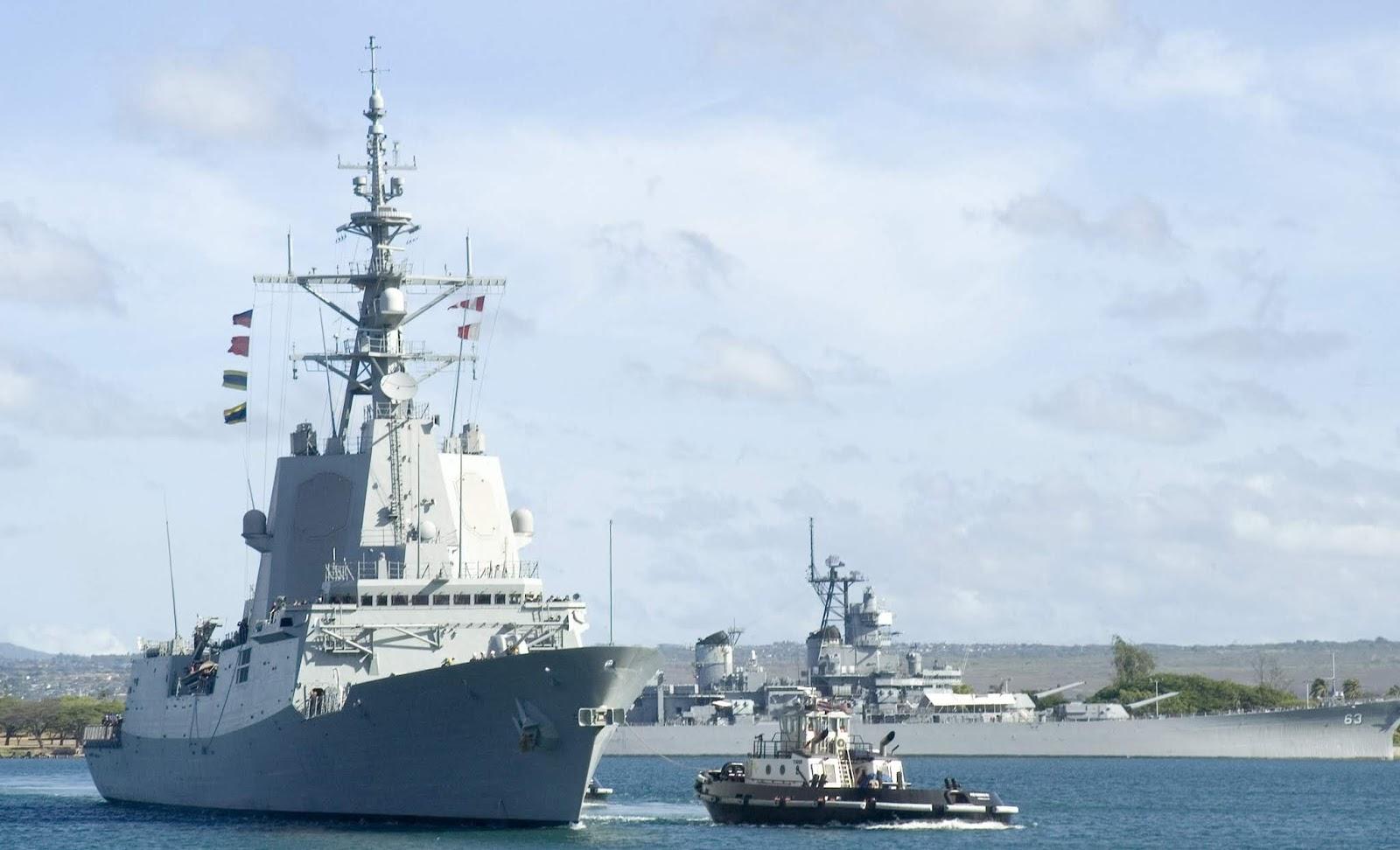 Pentagon kecewa dengan keputusan Madrid untuk menarik fregat Spanyol dari kelompok militer AS