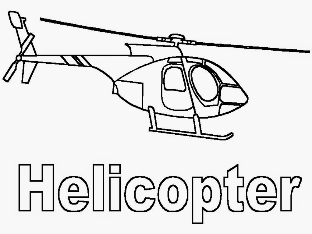 Rescue Helicopter Coloring Pages apache helicopter coloring