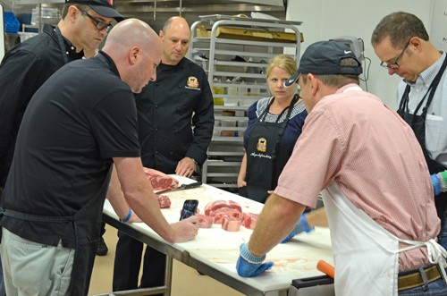 Certified Angus Beef class