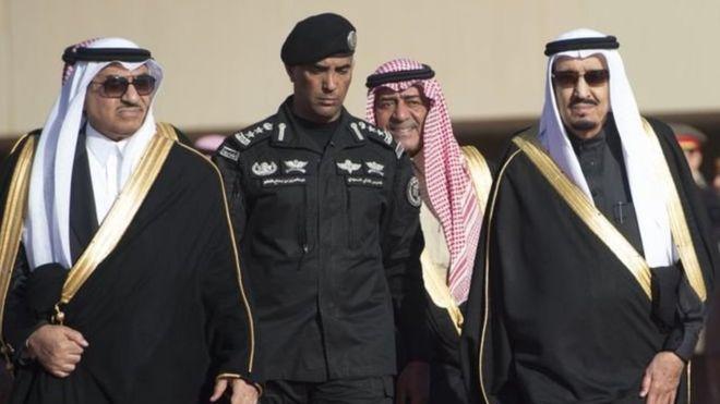 Saudi Arabia: King aSlman's bodyguard Major General Abdul Aziz Al-Fagham killed in 'personal dispute'
