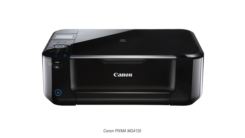 Canon PIXMA MG4120 Wireless Inkjet Photo All-In-One