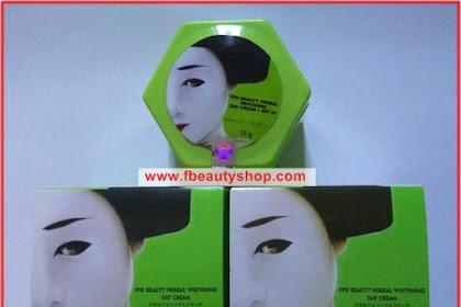 Harga Cream FPD Beauty Herbal Whitening Day