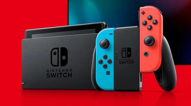 Nintendo irá acelerar produção do Switch para vender 30 milhões de unidades no próximo ano fiscal, segundo a Nikkei