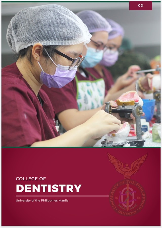 The UP College of Dentistry Brochure