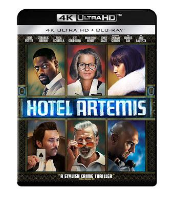 Hotel Artemis 4k Ultra Hd