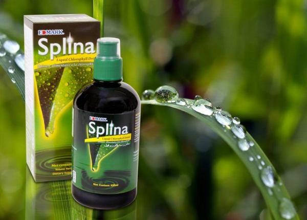 سبلينا مشروب الكلوروفيل من شركة ادمارك