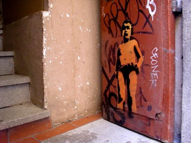 Уличные художники Andrea Michaelsson и Ilya Meyer 36