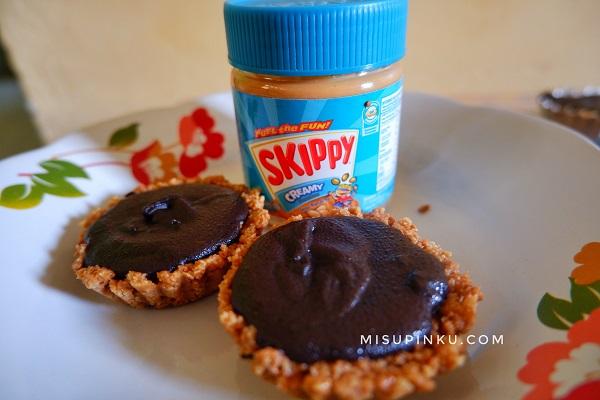 resep kue kering coklat tanpa oven skippy
