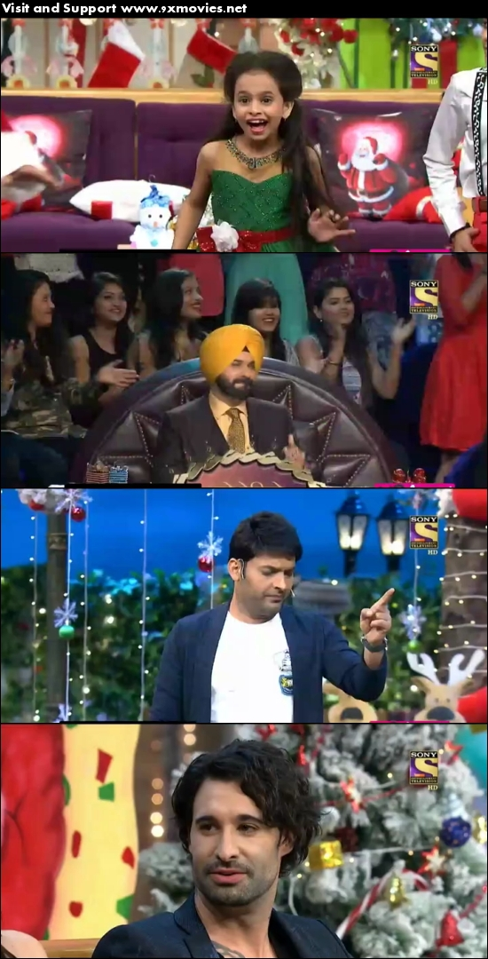 The Kapil Sharma Show 25 Dec 2016 HDTV 480p