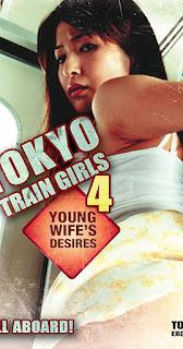 Ham Muốn Của Người Vợ Trẻ - Tokyo Train Girls 4: Young Wife Desires (2009) [18+ Full HD]