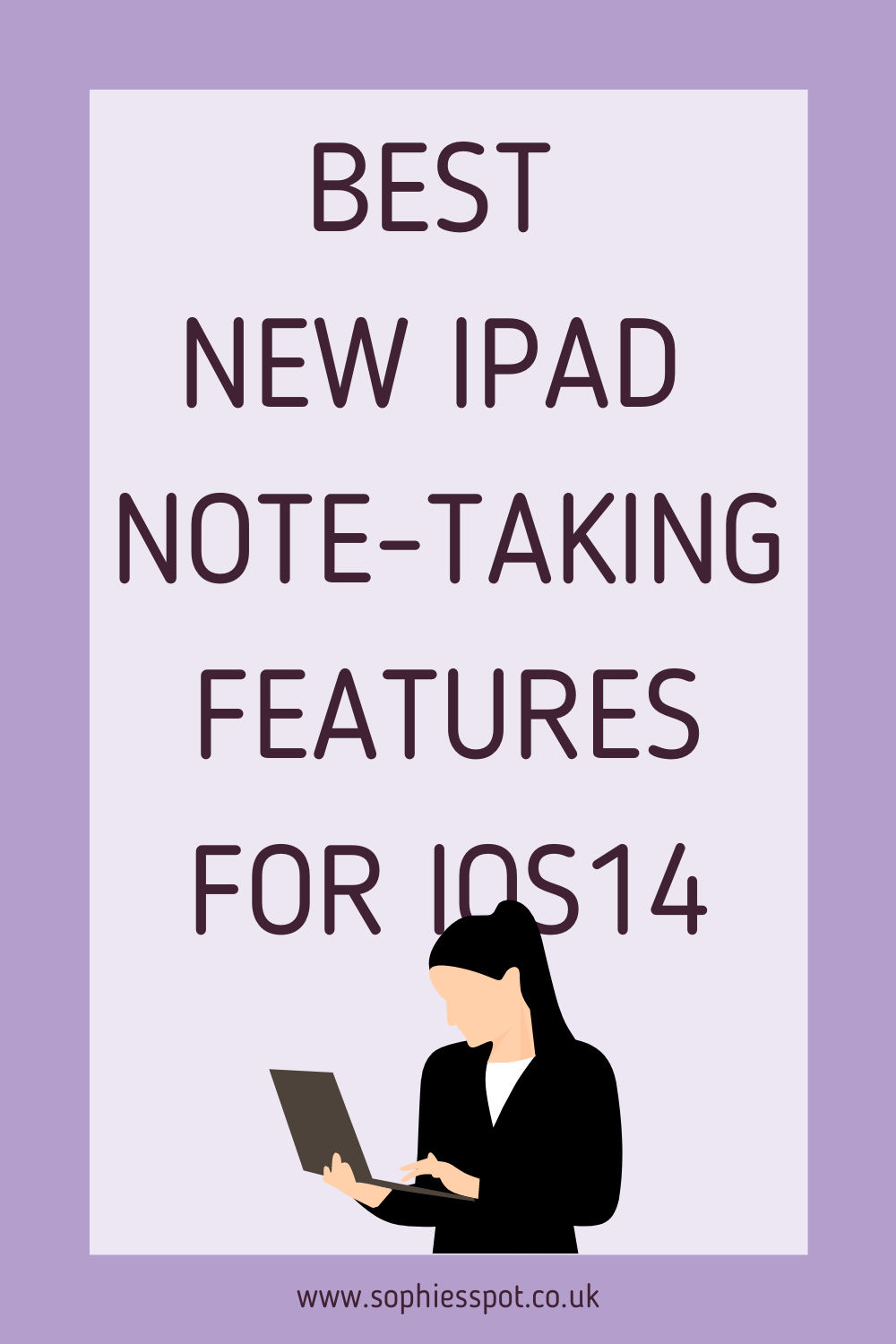 best new ipad note taking feature for ios14 graphic