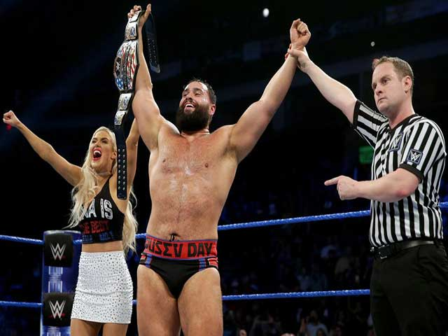 WWE News: What did Rusev do in SmackDown after winning the US title for the third time?