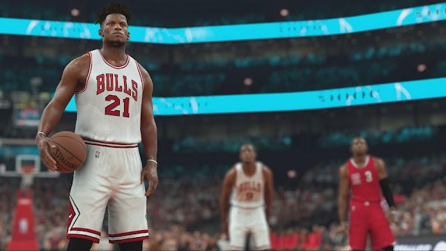 NBA 2K17 Thể Thao Bóng Rổ