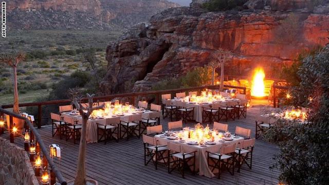 محمية بوشمانز كلوف للحياة البرية، جنوب أفريقيا