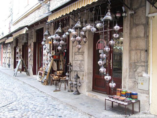 Мостар - старый базар