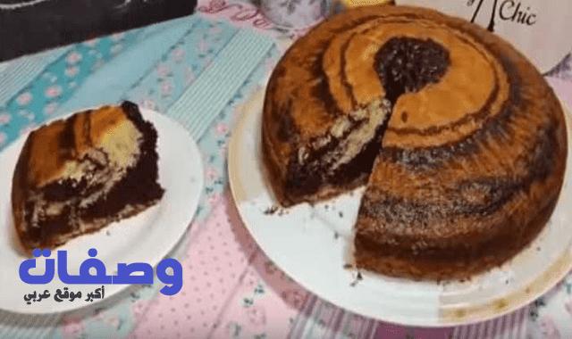 طريقه عمل الكيكه فاطمه ابو حاتي