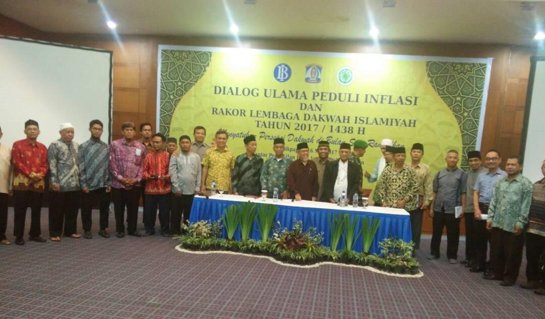 Sambut Ramadan, Bank Indonesia Ajak Ulama Kendalikan Inflasi
