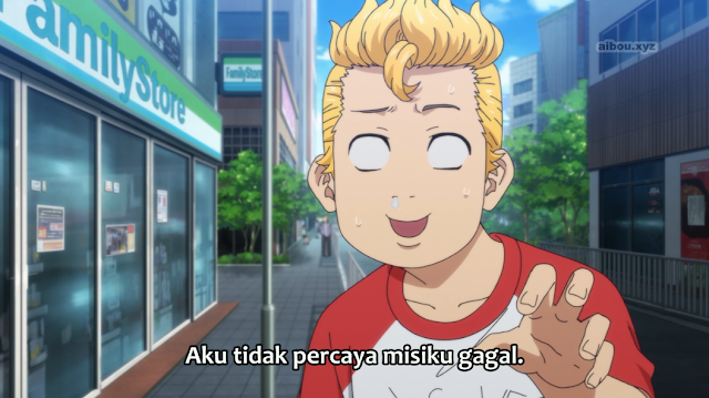 Tokyo Revengers Episode 05 Subtitle Indonesia