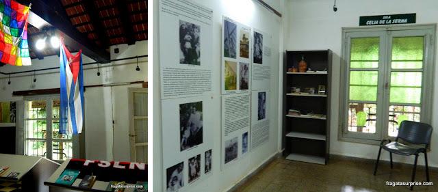 Museu de Che Guevara no Parque Provincial Ernesto Che Guevara