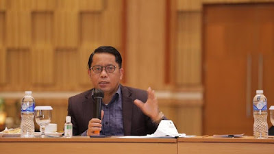 Dirjen Pimpinan Islam dan Pimpinan Kementerian Agama Kamaruddin Amin 169 Kementerian Agama: Toa Masjid Jangan Bangun Sahur