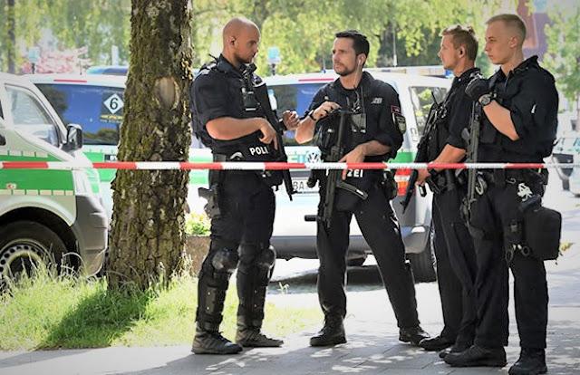 Münih te polise yönelik silahlı saldırı
