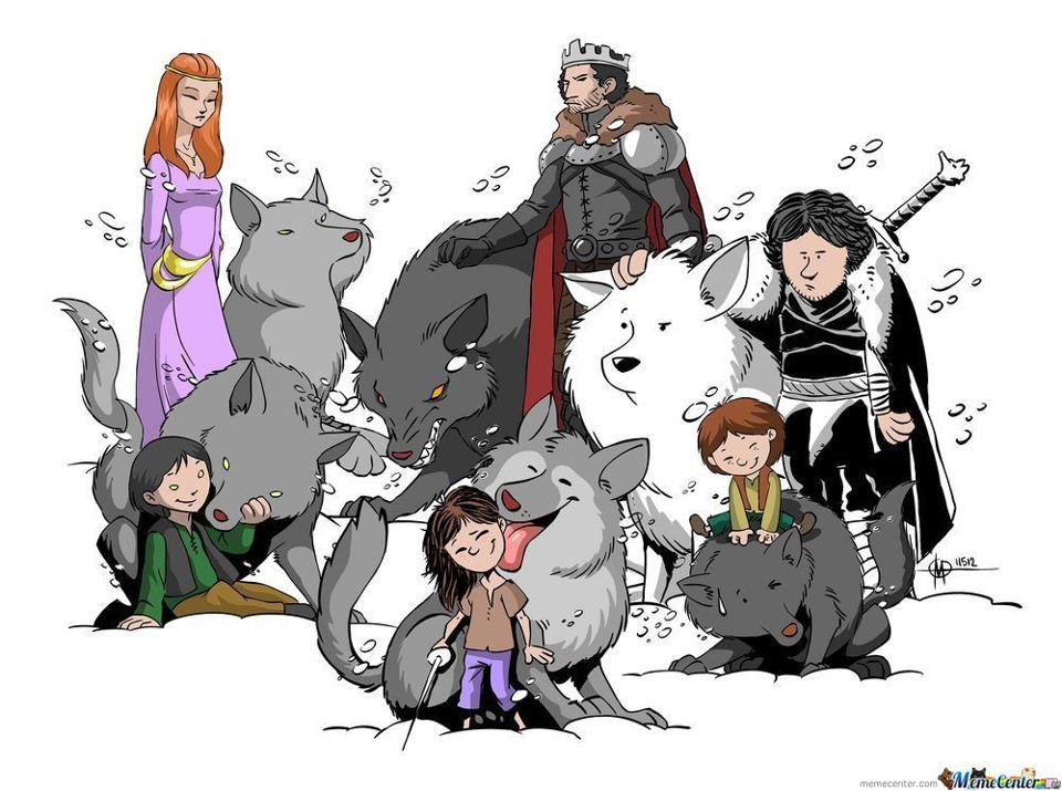 Game Of Thrones Anime Porn