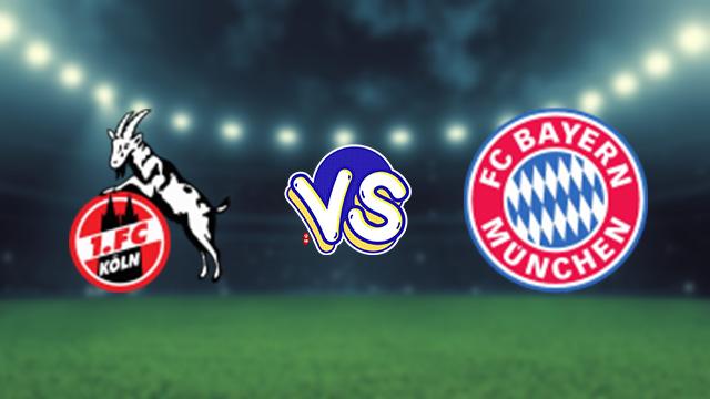 مشاهدة مباراة بايرن ميونخ ضد كولن 22-08-2021 بث مباشر في الدوري الالماني