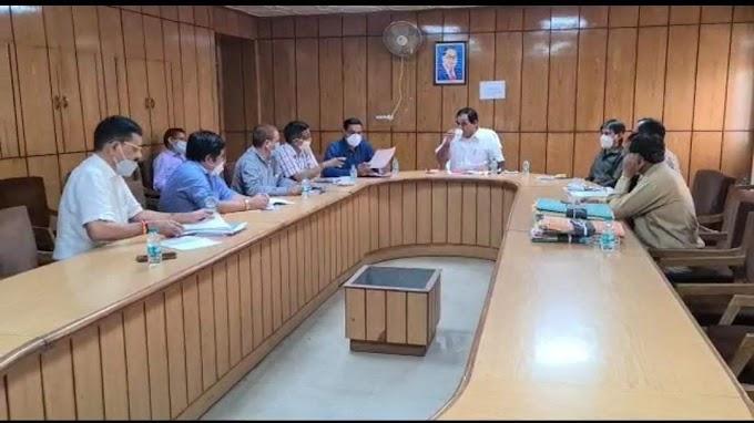 आयुष मंत्री डॉ.हरक सिंह रावत सख्त विभाग को दिए 24 घंटे में  कर्मचारियों का रुका वेतन देनें के सख्त निर्देश