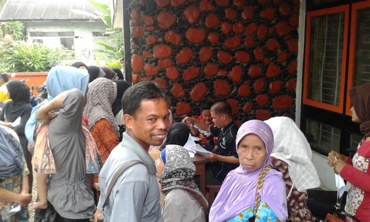 Penyaluran Bantuan PKH Kabupaten Pasaman