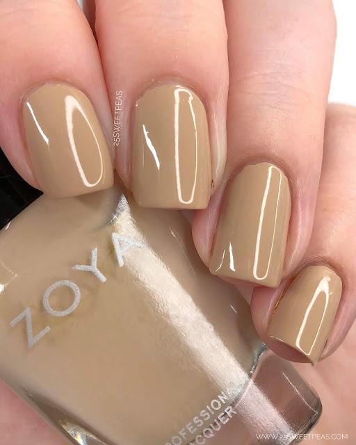 Zoya Enza - 25 Sweetpeas
