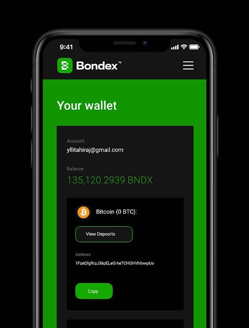 Token BNDX (Bondex )là gì ? Hướng dẫn đào Token BNDX