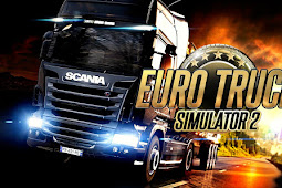 Free Download Game Euro Truck Simulator 2 ETS2 for PC Laptop All Version Complete