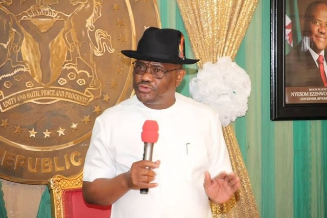 Buhari Will Set Nigeria On Fire, If He Doesn't Implement People's Will- Governor Wike.