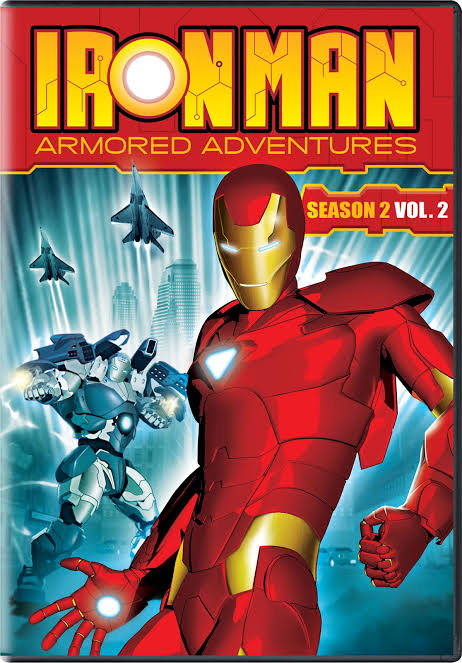 Iron Man Armored Adventures Season 02 All Images In Hd