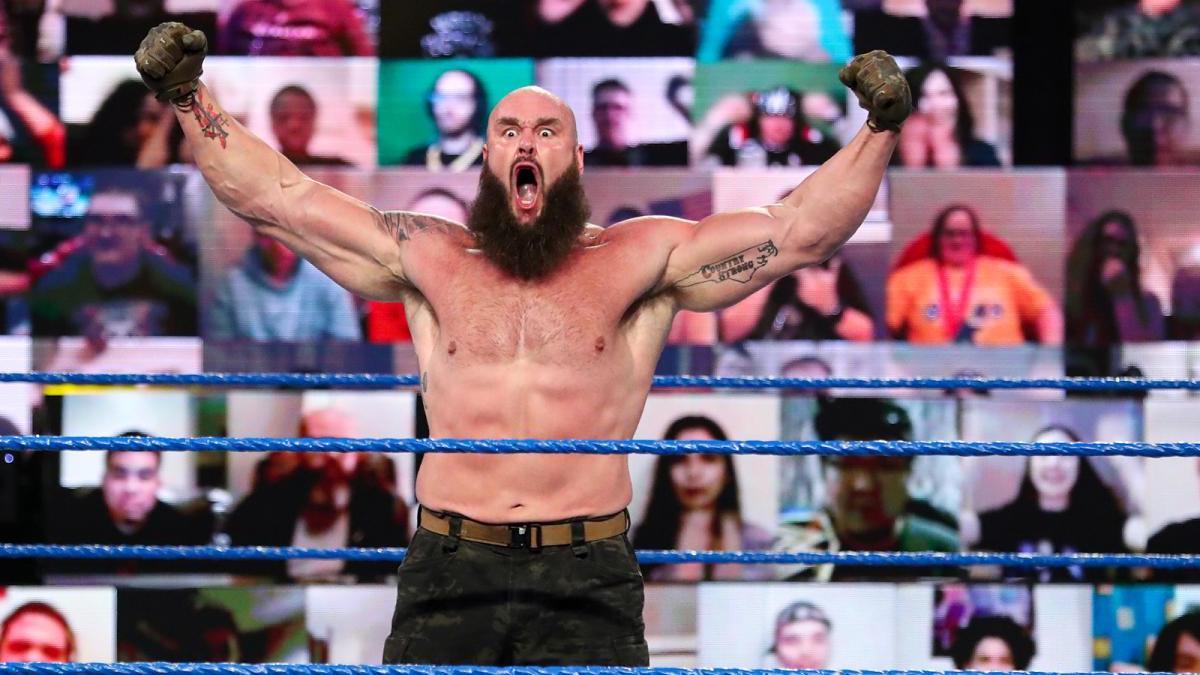 Braun Strowman entra na luta pelo WWE Championship no WrestleMania Backlash