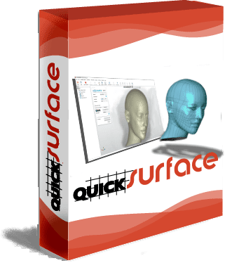 Quick Surface 2.0 Build 35 poster box cover