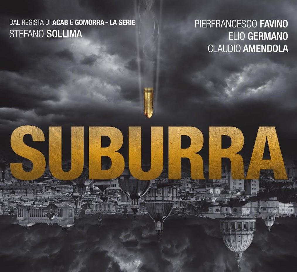 SUBURRA - FILM del 2015